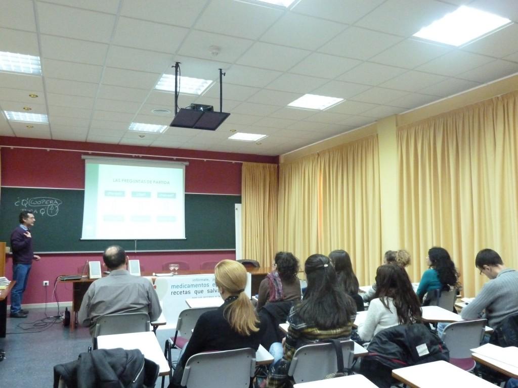 Ponencia Rafa. Seminario CC