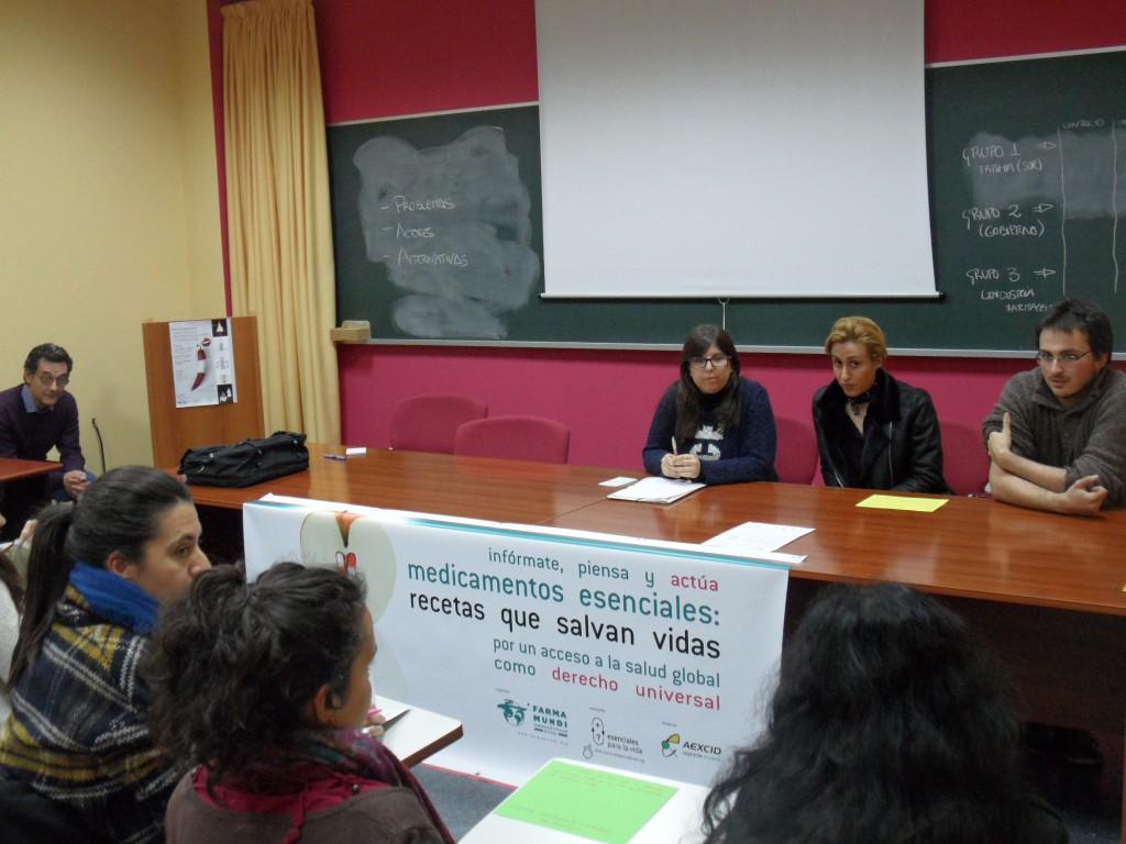 Dinámica videoforum, Seminario CC.